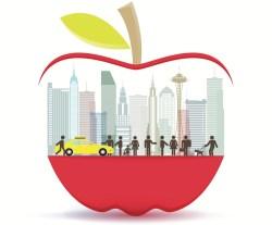 The Big Apple