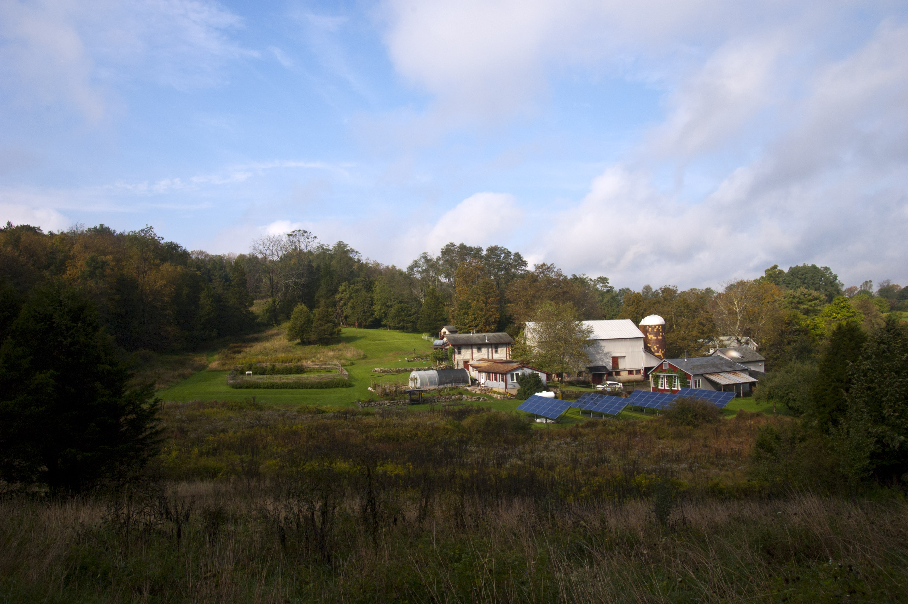 Genesis Farm, in Blairstown, N.J.