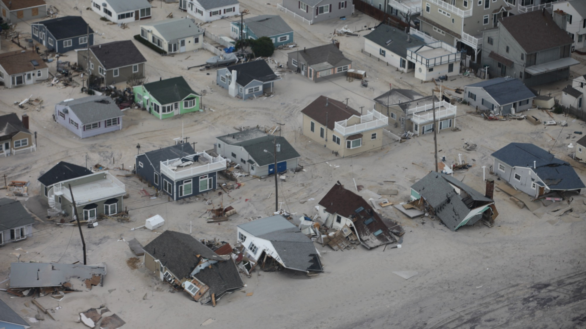 New Jersey after Sandy