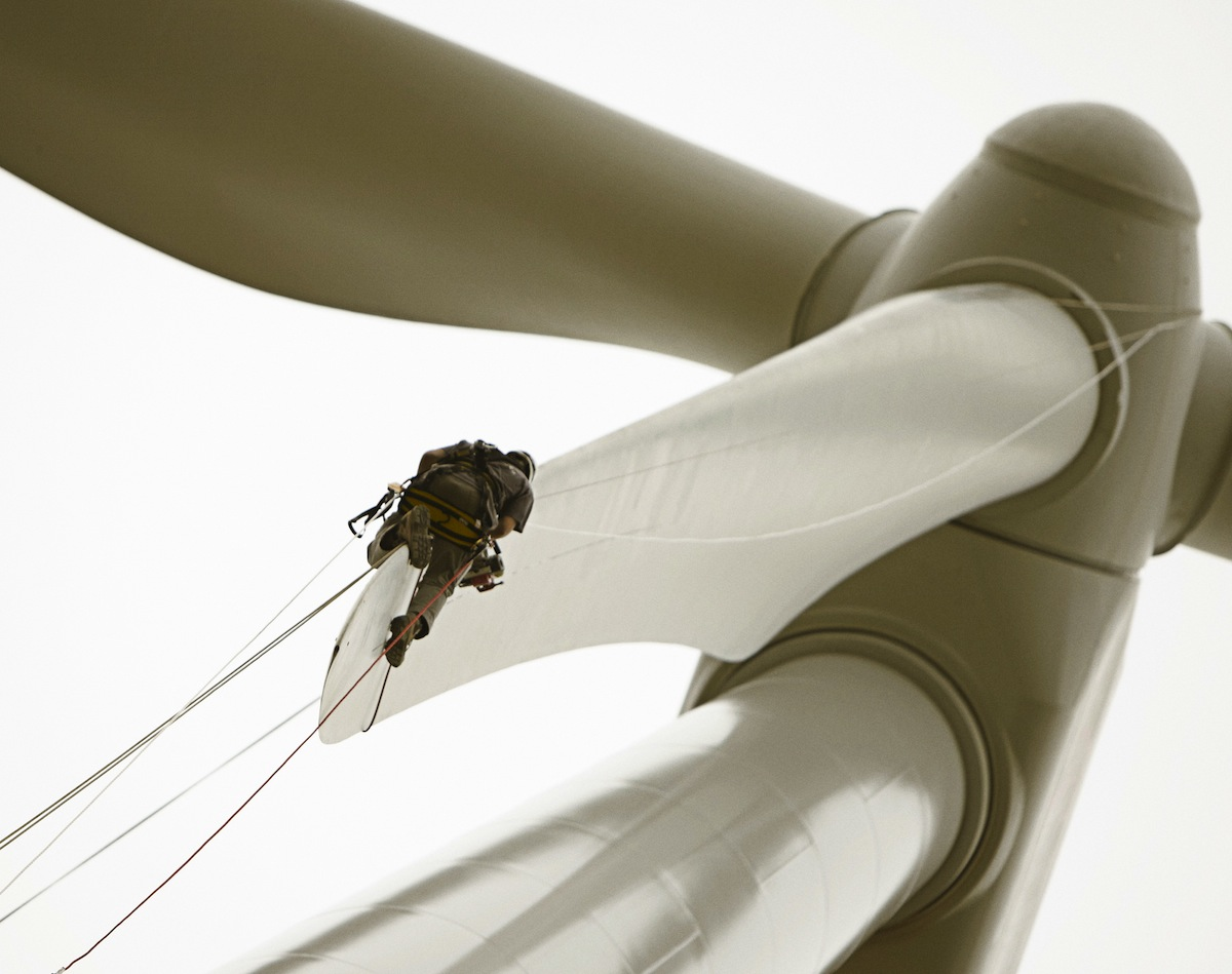 LM Wind Power blade
