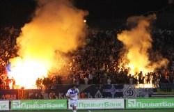 Soccer hooligans.