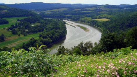The Susquehanna River in Pennsylvania