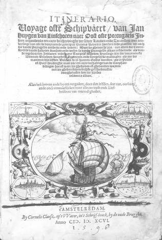 Linschoten's book