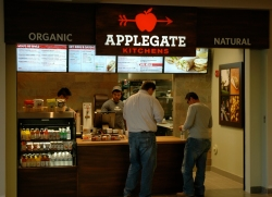 Good to Go a.k.a. Applegate Kitchens, not your usual highway fare