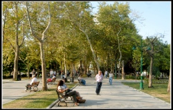 This pleasant-looking park in Turkey sparked a huge anti-government protest.