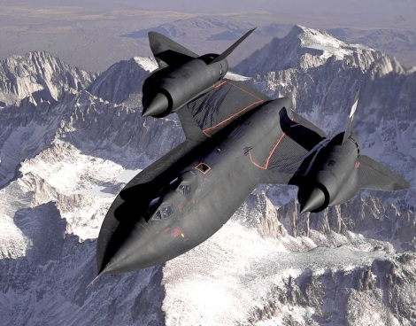 While the U.S. Air Force's SR-71 Blackbird (above) relies on the same basic laws of aerodynamics as the Wright Flyer, the parallels end there. Just as this Mach 3-capable spyplane is unrecognizable from the Ohio bicycle-makers' gasoline-powered glider, modern fracking is exponentially bigger, more complex, and more powerful than early hydrofracking could every have hoped to become.