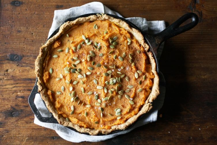 Thanksgiving Root Vegetable Pie on Food52