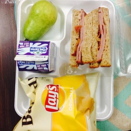 Dry sandwich