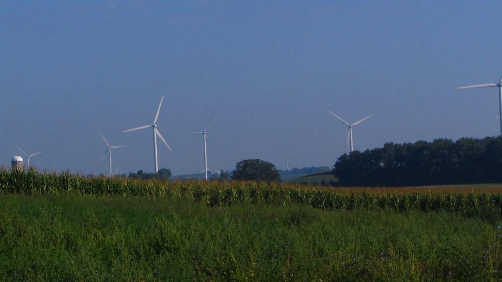 Wind energy in Wisconsin
