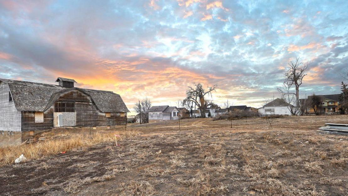 Farming-based subdivision