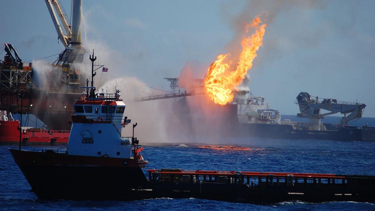 Deepwater Horizon accident