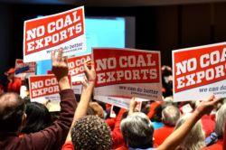 Coal export hearing5