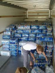 Wv water donations