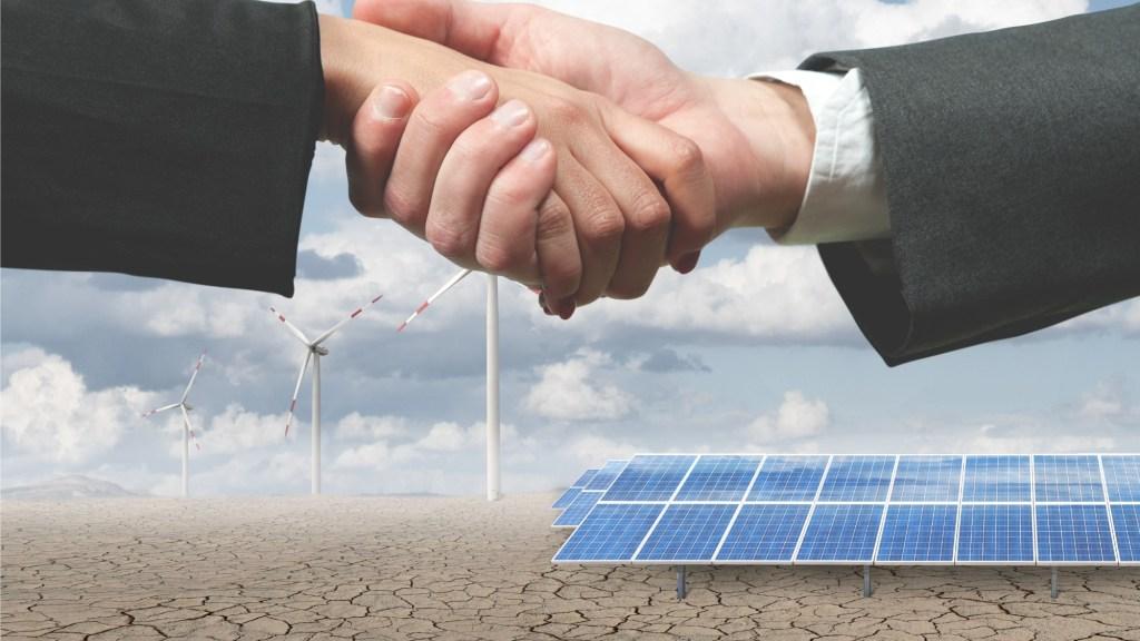 Environmental goods deal