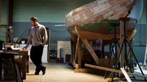 Hudson boat maker