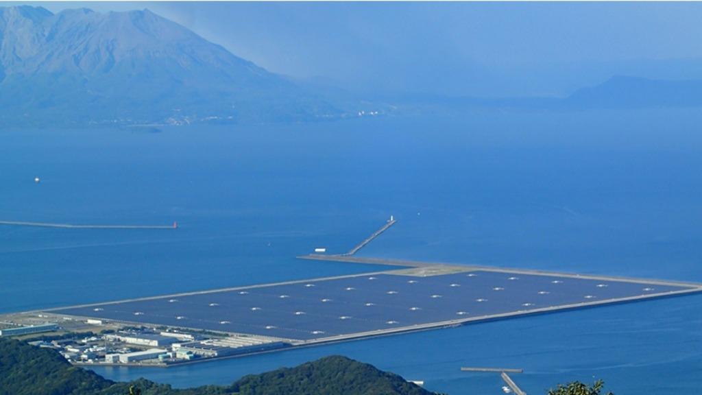 Japan solar project