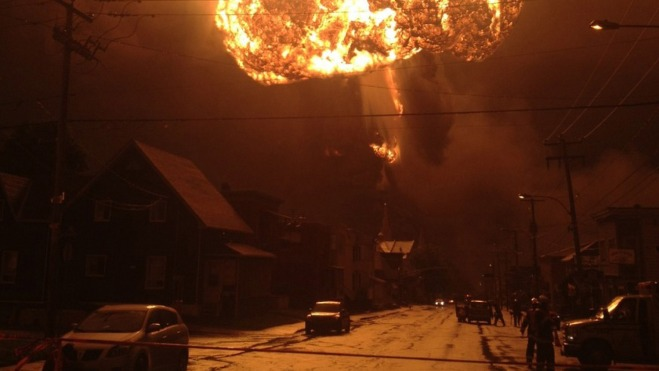 In 2013, a train carrying crude oil derailed in Lac-Mégantic, Quebec, killing 47.