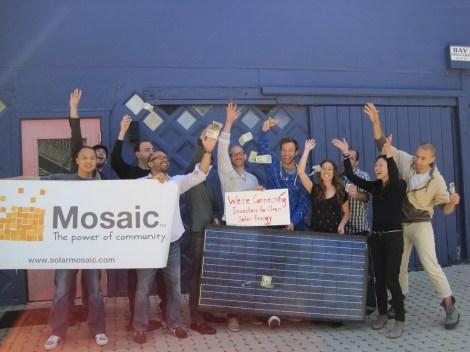 solar mosaic 350.org