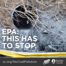 Epa coal ash