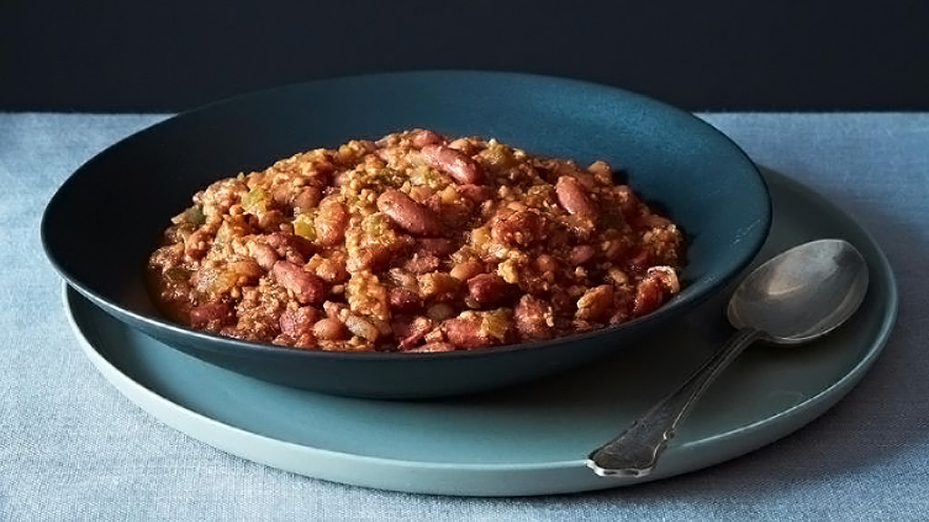 Tempeh Rature Rising Here S A Tasty Spin On Vegan Chili Grist