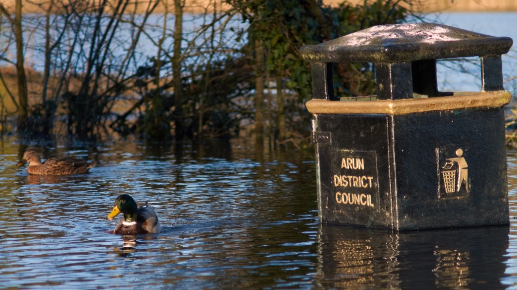 Flooding in England