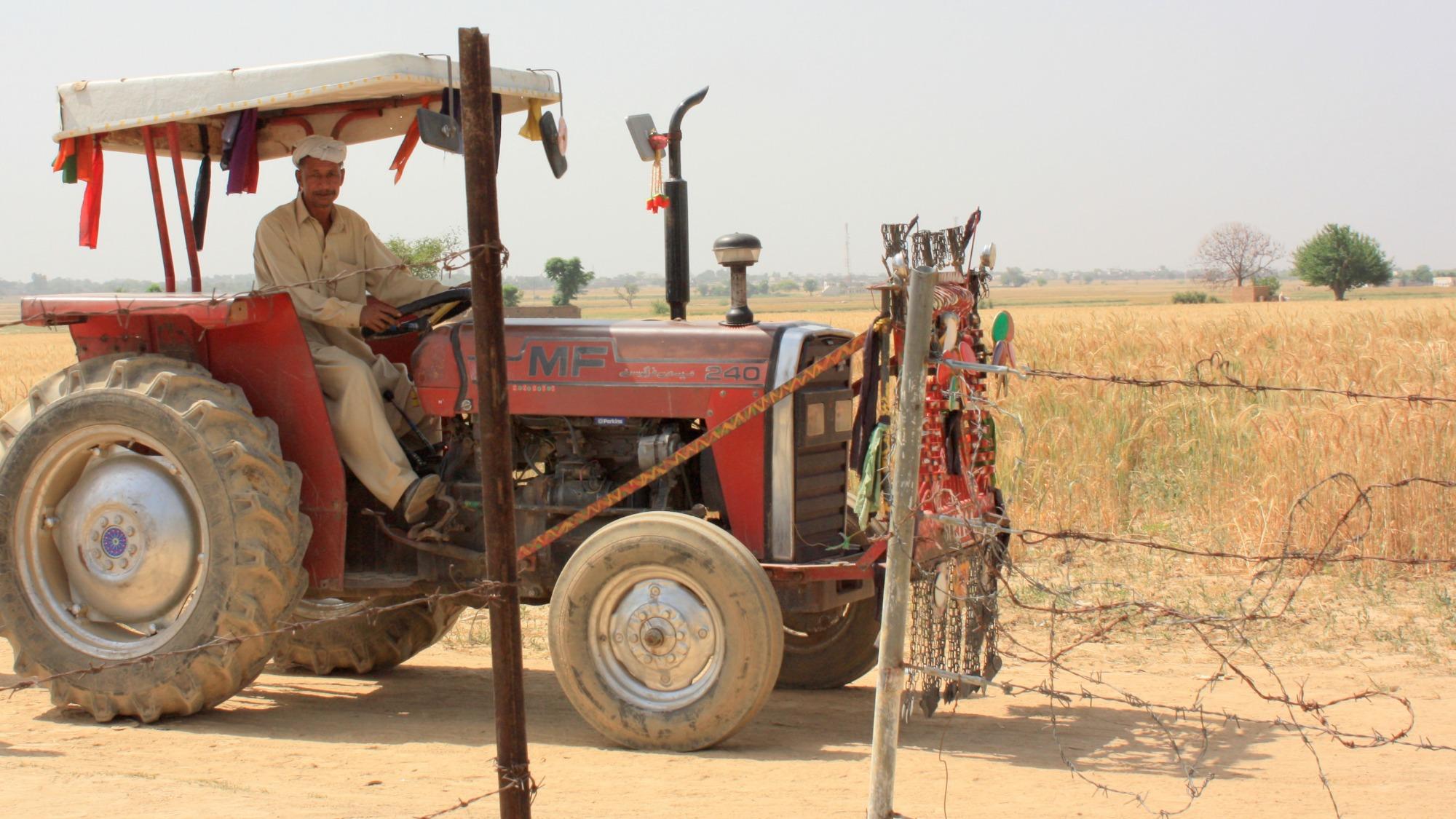 Farming in Pakistan