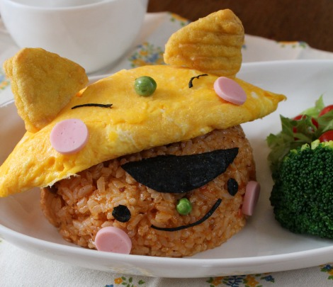 omurice-Takapmama-smiling-hat