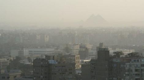 Cairo air pollution