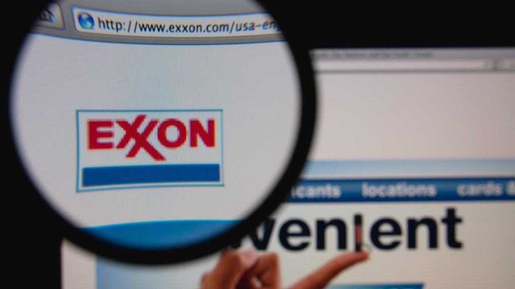 Exxon website