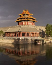 The Forbidden City is perhaps the most famous Ming Dynasty structure, and Chongzhen's final fortress.