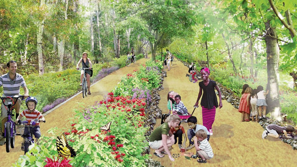 NYC wants to turn an old train track into a park with ...