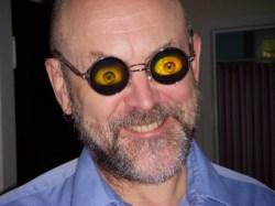 Google-eyed Don