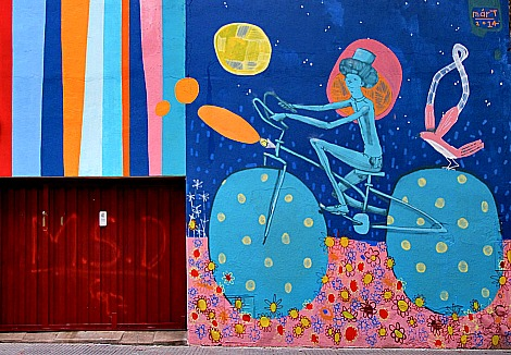 mart-bicycle-mural-blue-pink-small