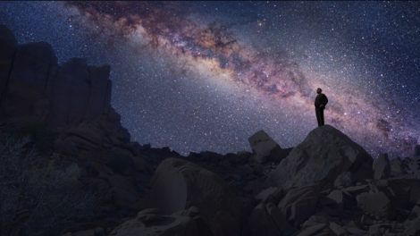 Neil Tyson, and the universe