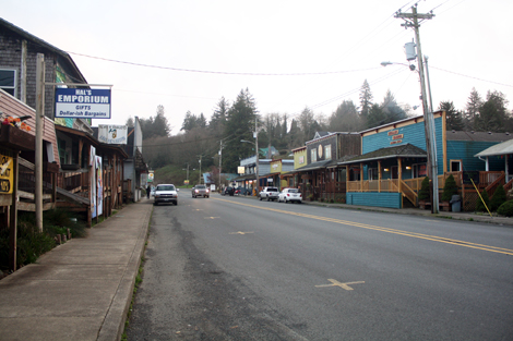 Could sleepy Nehalem, Or., be ground zero for the next social change revolution?