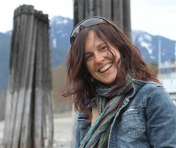 Daniela G., British Columbia. Cyclist, runner, and mother of two wild, nature-loving boys.