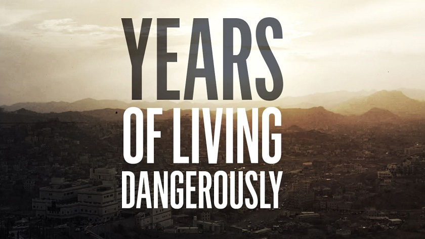 """Years of Living Dangerously"" screen shot"