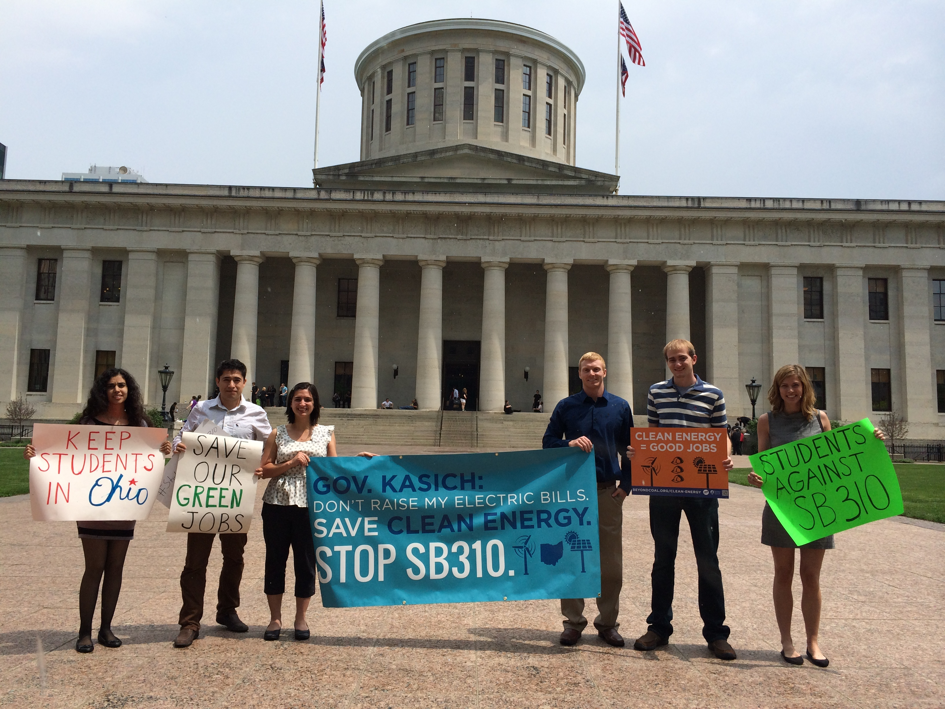 Ohioans for clean energy