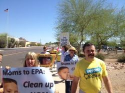 Tempe EPA march