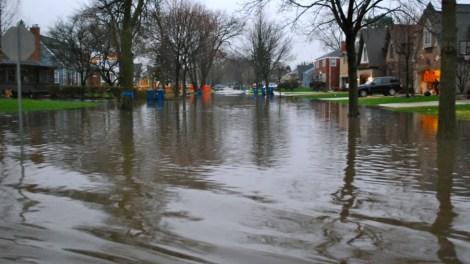 Chicago floods 2013