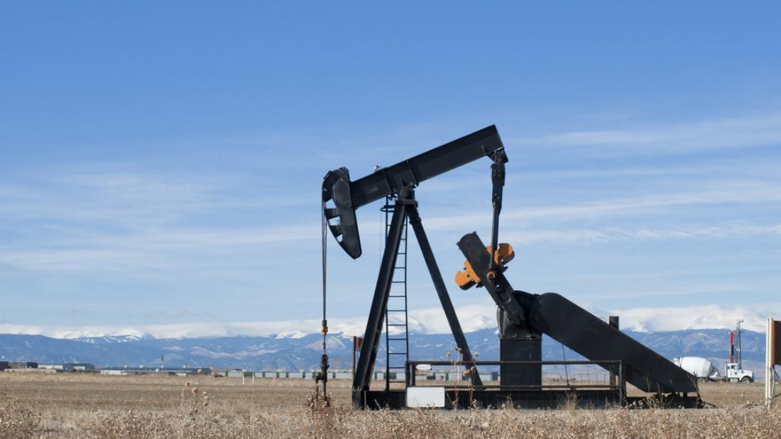 Drilling for oil in Colorado