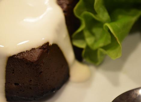 A delicious buggy dessert.