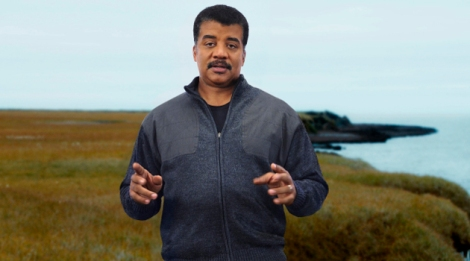 Neil DeGrasse Tyson travels to the Arctic to explain global warming, and its effect on thawing permafrost, in this Sunday's Cosmos episode.