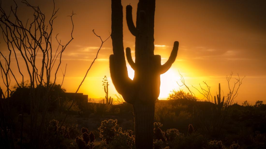 Arizona is hot