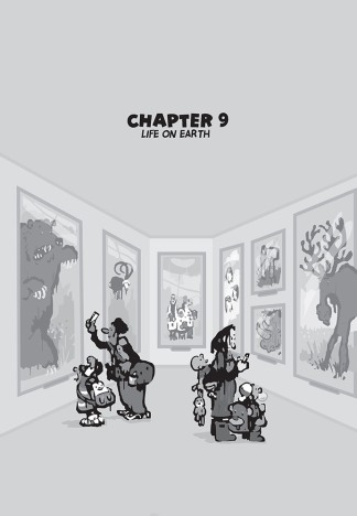 Chapter 9: Life on earth