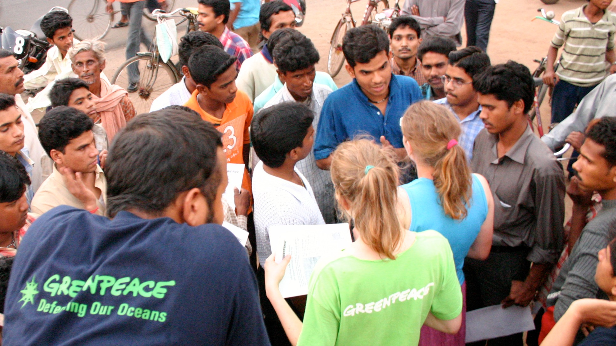 Greenpeace in India