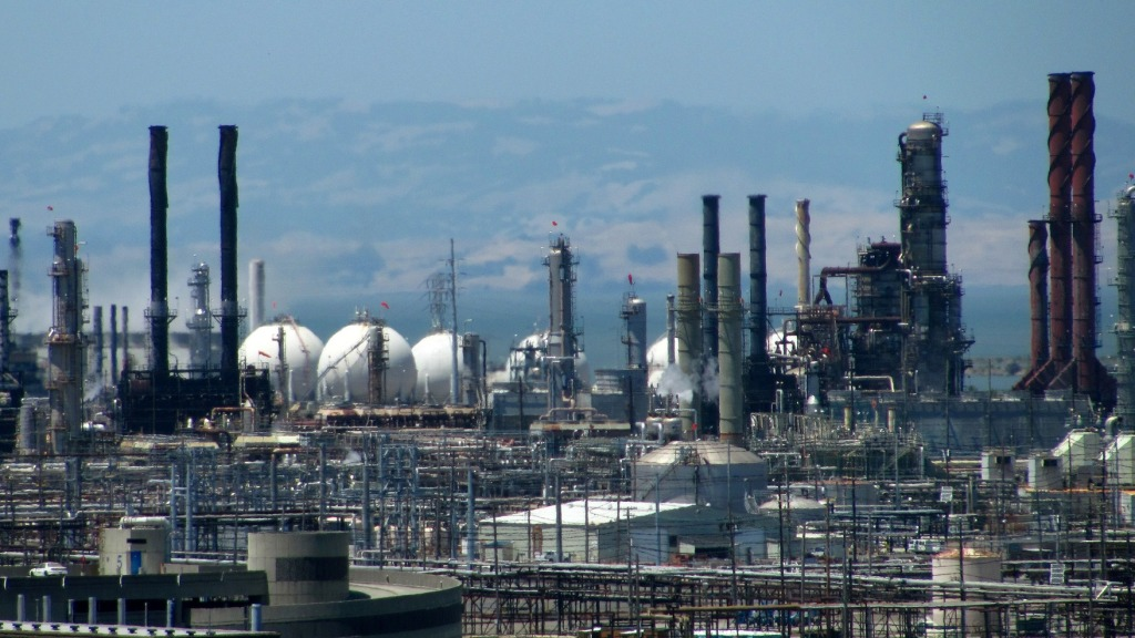 Richmond refinery