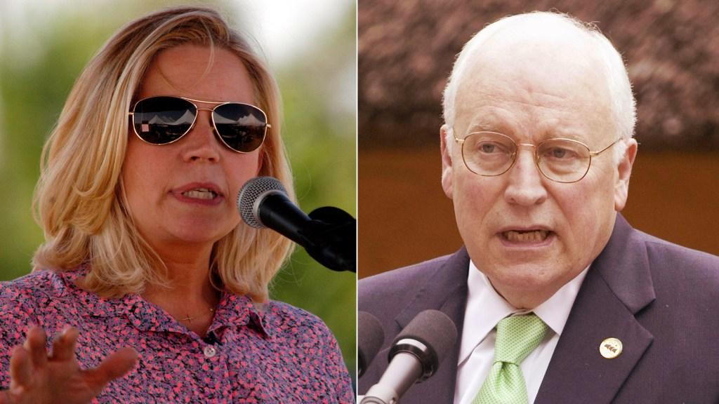 Liz and Dick Cheney