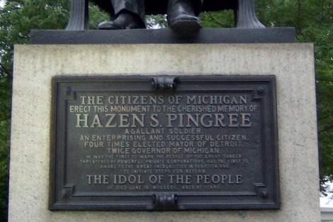 pingree_plaque