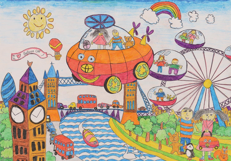Balloon Car